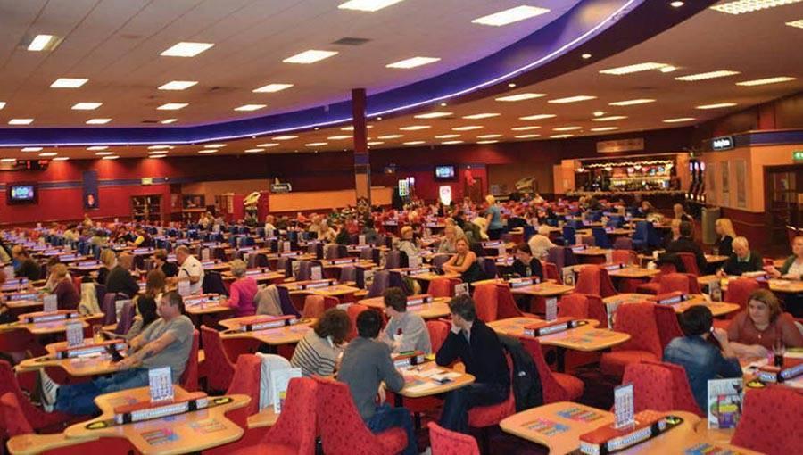 Bingo Hall Online
