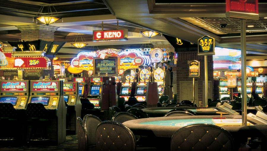 Tough times for UK casinos