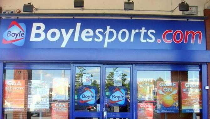 Boyle sports casino