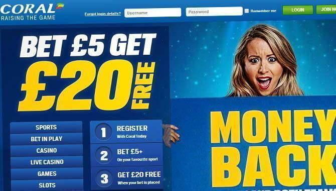 Coral betting advertising democrat 2020 betting odds