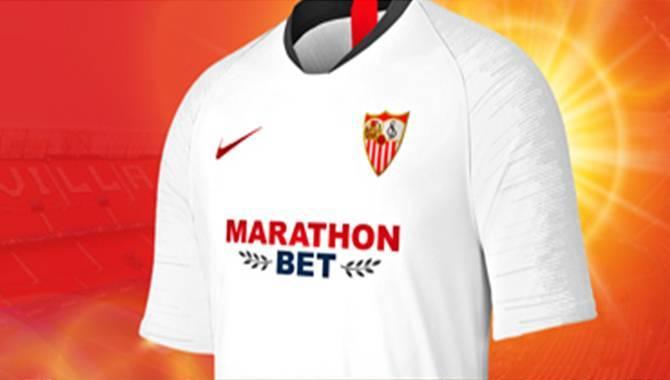 Marathonbet Announced As Shirt Sponsor Of Sevilla Fc