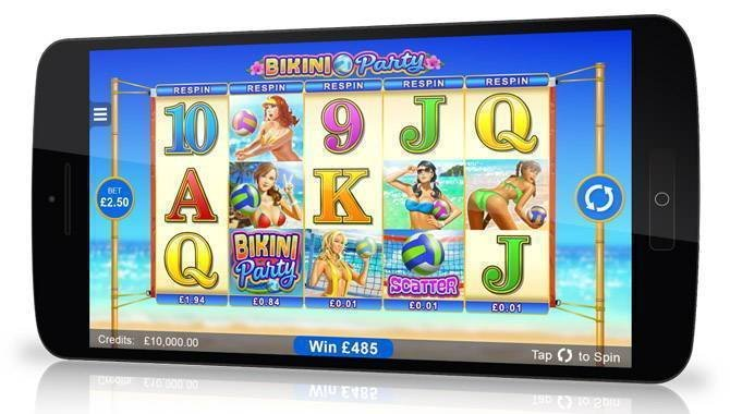 Dragon Dance And Bikini Party Slots New From Microgaming