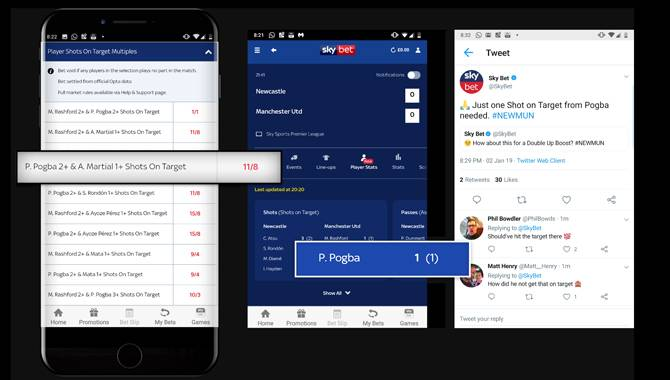 Sky Bet and Bet365 aim for faster in-play betting with new