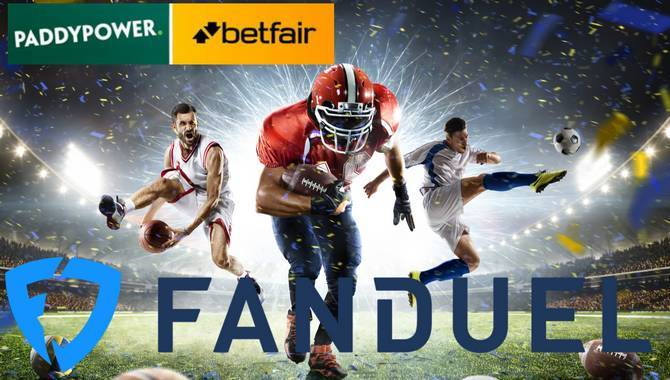 Paddy Power Betfair confirms talks with FanDuel