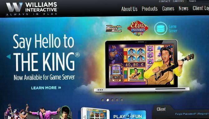 Williams Interactive Games