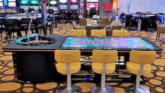 First Evolution Dual Play Roulette streaming from the USA, live from Resorts Casino Hotel, Atlantic City
