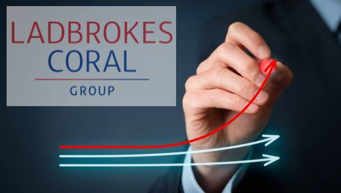 Ladbrokes Coral Finds Extra Merger Synergies To Offset UK Retail Drop