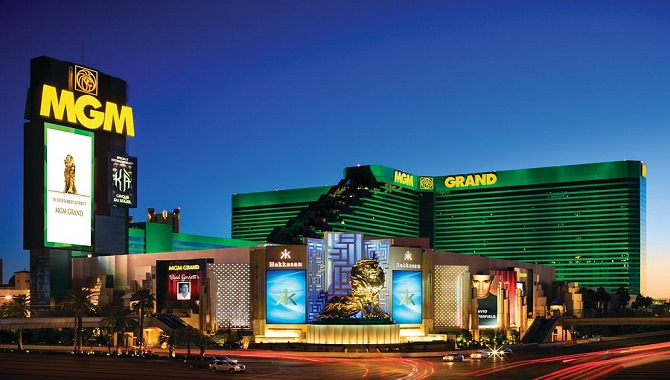 Insider Trading at MGM Resorts International?