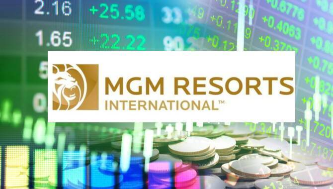 Flaming Stock-:- MGM Resorts International (NYSE:MGM)