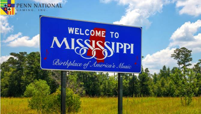 Penn national gaming goes five for five with mississippi casino sports betting