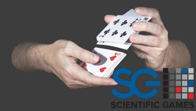 $776.59 Million in Sales Expected for Scientific Games Co. (SGMS) This Quarter