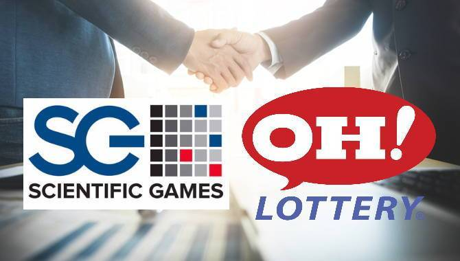 Scientific Games extends Ohio Lottery contract