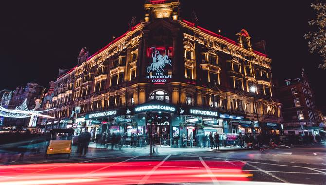 London Casinos To Close Again From 16 December