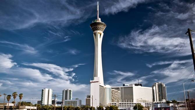 Iconic Stratosphere casino in Las Vegas changes hands