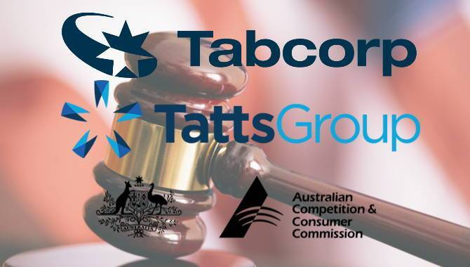 Tabcorp's $9 bln Tatts bid sent back to regulator