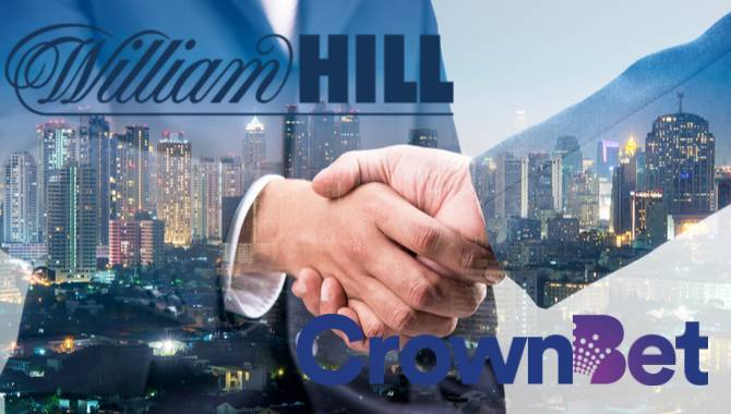 William Hill sale imminent as Crownbet and Sportsbet close in
