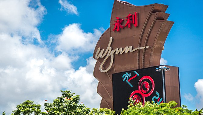 Overall Technical picture of Wynn Resorts, Limited (WYNN)